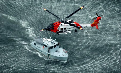 Missing the boat and the helicopter because of our expectation on how the Lord should come to us!