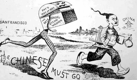 Chinese Exclusion Act: Post-Reconstruction