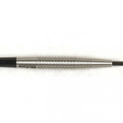 Dart Review: McCoy Stealth 25g Silver.