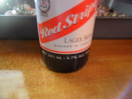 Our local premium beer - Red Stripe beer