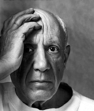 Picasso said that every child is an artist and the challenge is to remain an artist after you grow up.