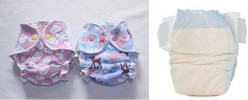 Benefits of Using Cloth and Disposable Diapers