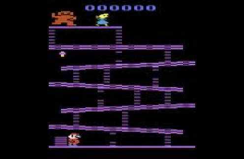 Donkey Kong was and is a classic arcade video game. It has had many spin offs including Donkey Kong Jr.