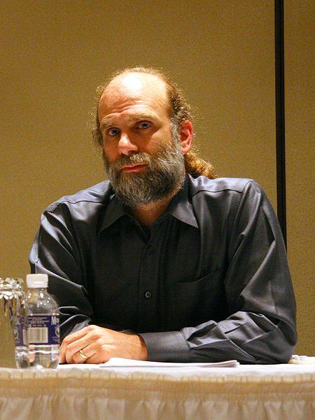 Bruce Schneier, security expert