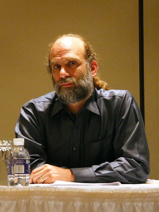 Bruce Schneier, security expert