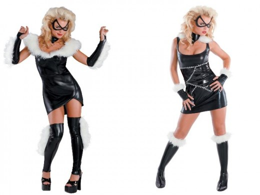 Black Cat Halloween Costumes