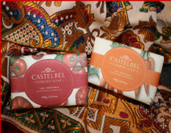 Skin Care with Fine Milled Castelbel Handmade Soap from Portugal