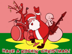 My Favorite Rockin' Christmas Songs