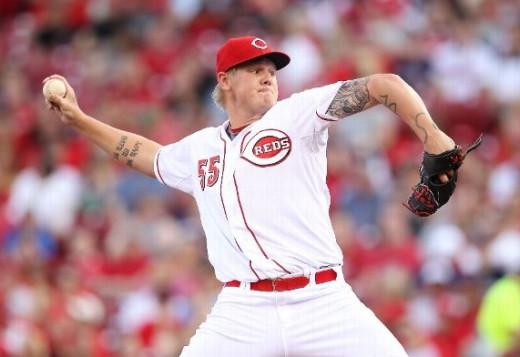 Matt Latos, Cincinnati Reds