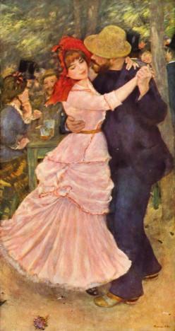My Papa's Waltz-by Theodore Roethke