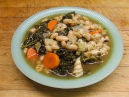 Delicious Vegetable Soup.