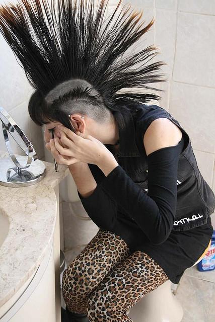 Hair dreams can be nightmares