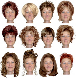 Dream haircuts can symbolize a new you or loss of power