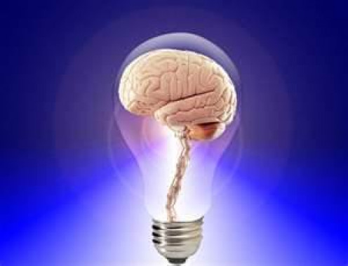 God created us out of his image. We are the light. With a mind for logistics