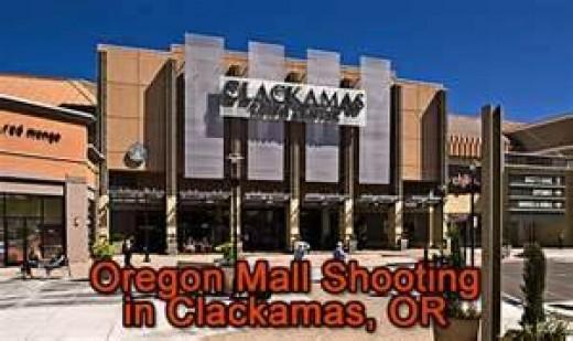 The Clackamas Mall Tragedy