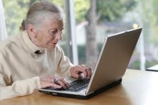 82 year old Advice Columnist,  Miss Gabby Van Gibberish