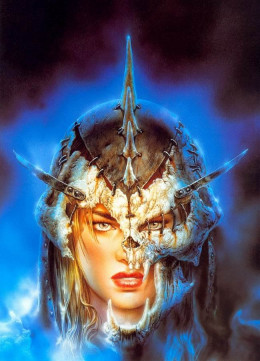 Art by Luis Royo