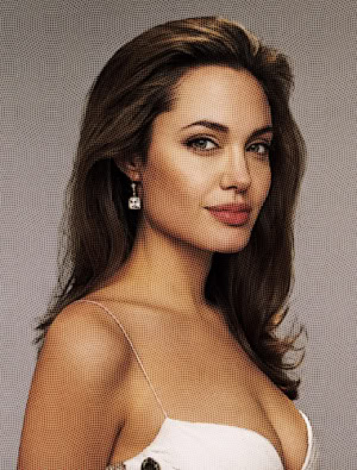 Angelina Jolie Voight is Beauty in Motion. She is my Favorite Action Actress.