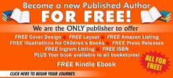 If you want to choose a publisher DO NOT CHOOSE PUBLISH AMERICA