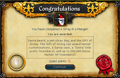 Quest Complete W00t!