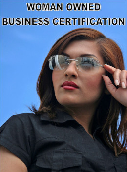 Gaining a woman owned business certification could help with corporate purchasing and government procurement opportunities.