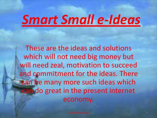 Smart Small Idea