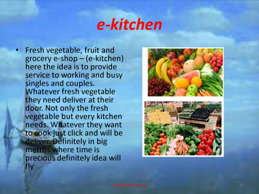 e-kitchen