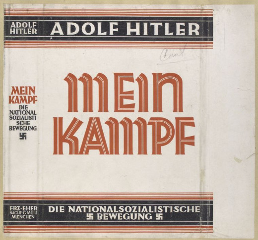 1926-1927 edition of Mein Kampf