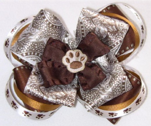 Make Boutique Style Hair Bow