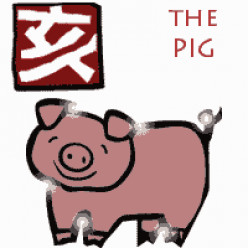 Chinese astrology Zodiac Year of the Pig