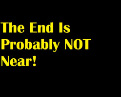 End of Times Dec 21 2012.