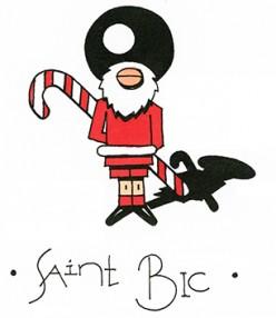 Little-Known Santa No. 35