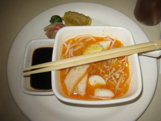 Indonesian food 1 (January 25, 2012)