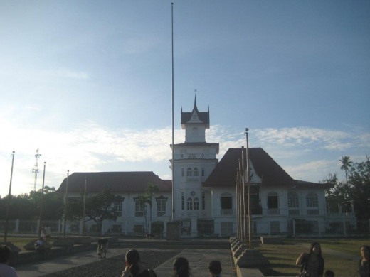 The residence of Philippine First President Emilio Aguinaldo (February 2, 2012)