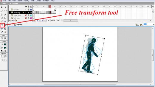 Transform Tool