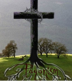 Linking christianity with its pagan roots