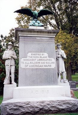 The Soldiers' & Sailors' Memorial
