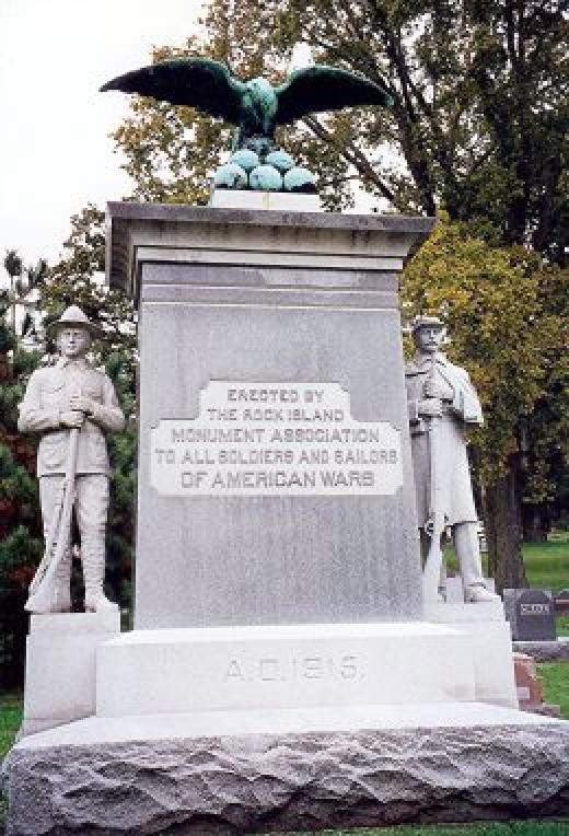 The Soldiers' & Sailors' Memorial