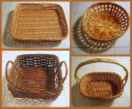 Any size or style basket can be the foundation of a great gift.