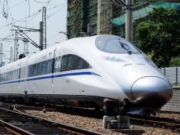 Chinese CRH380A