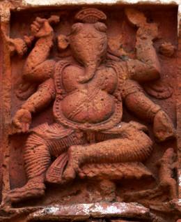 Lord Ganesha; Bonkati