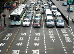 Chinese  Roads