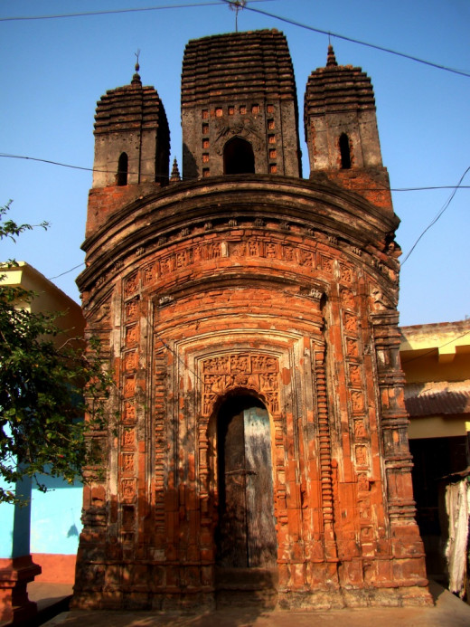 Pancharatna temple; Hat Tola, Ajodhya