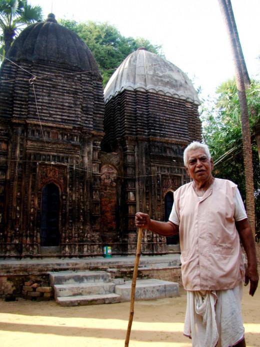 Shri Anil Kumar Ray, the lone fighter; Bonkati