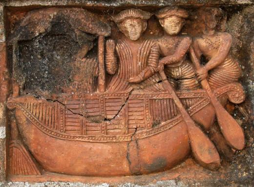 Boat, Bonkati