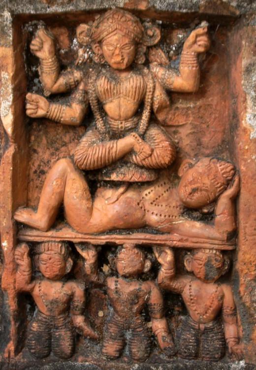 Goddess Tripurasundari