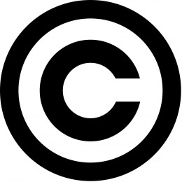 Copyright is very important!