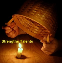 Identify Your Strengths, Talents to Offset Weaknesses, Failings