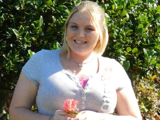 Freelance writer Lindsay Hamilton Knowles