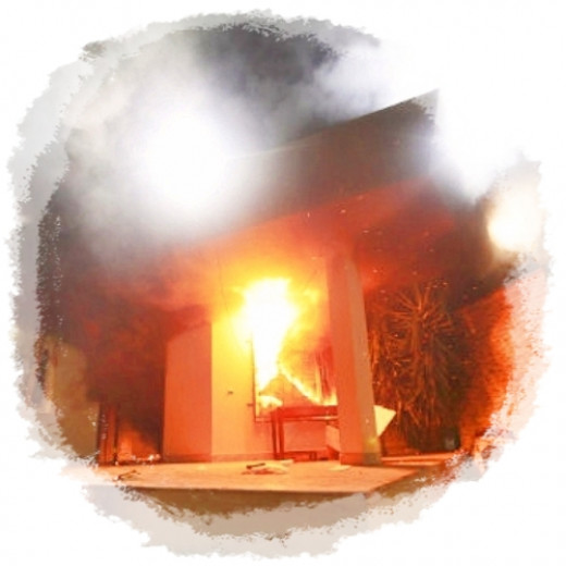 Libya 2012: US Ambassador killed, Consulate Burns